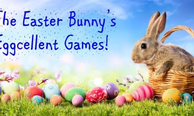 The Easter Bunny's Eggcellent Games!