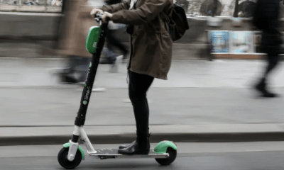 Electric scooters could soon be legalized in the UK