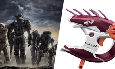 Halo's Range of NERF Blasters are coming!