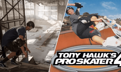 'Tony Hawk's Pro Skater 3/4 Remasters Teased By The Man Himself