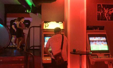 Next Level Arcade Bar