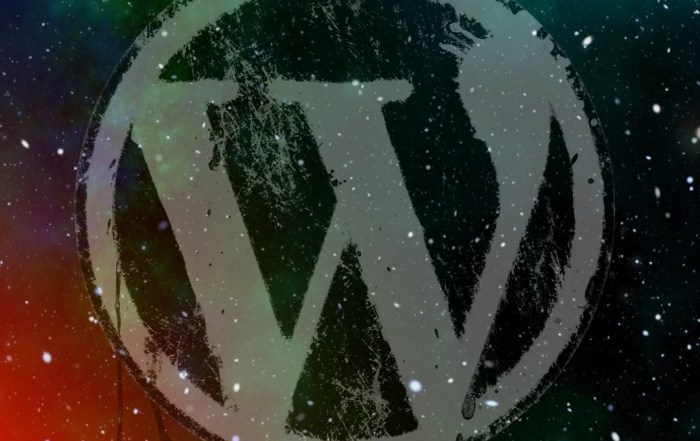 wordpress 5 is here