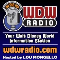 WDW Radio Logo