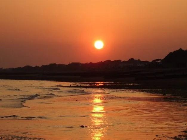 Sunset-Lee-on-Solent
