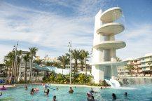 Cabana Bay Beach Resort Main Pool Image courtesy of Universal Orlando Resort