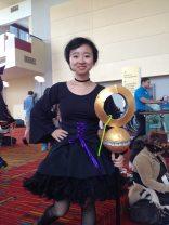 Nico from Marvel's Runaways!