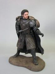 Robb Stark is one of the non-articulated figures coming this summer. Image: Dark Horse.