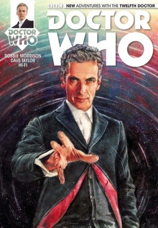 Doctor Who The Twelfth Doctor #1  Image: Titan Comics