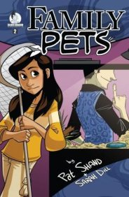 <em>Family Pets</em> Issue #2  Image Zenescope