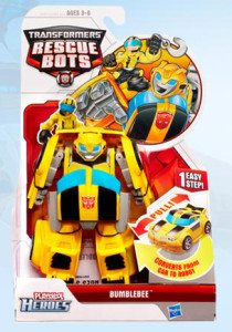 Rescue Bots. Image: Hasbro.com