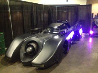 The Batmobile!! / Image: Brian Sullivan