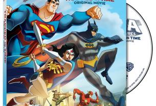 JLA Adventures: Trapped in Time  Image courtesy of Warner Bros.