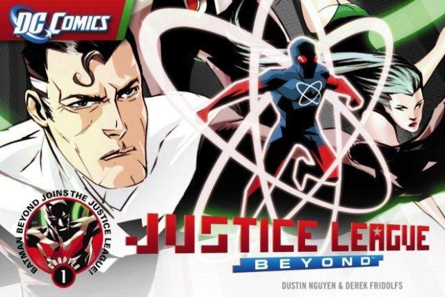 Justice League Beyond  Image: DC Comics