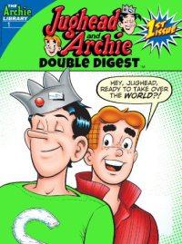 "Jughead Archie Double Digest  Cover Art: Rex Lindsey, Rosario ""Tito"" Peña"