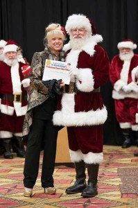 Photo: Susen Mesco's Professional Santa Claus School