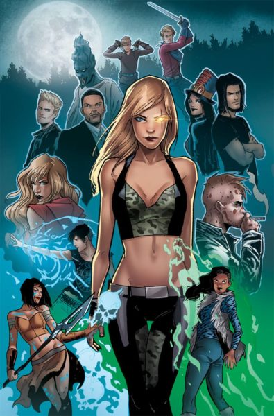 Robyn Hood Annual Cover  Image used with permission from Zenescope. Art credit: Roberta Ingranata