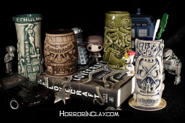 Image courtesy of Jonathan Chaffin, Horror in Clay