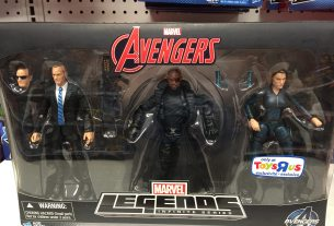 Maria Hill, SHIELD, Coulson