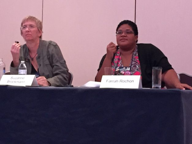 Best author Suzanne Brockmann and Rita Nominee Farrah Rochon talk diversity in romance fiction.