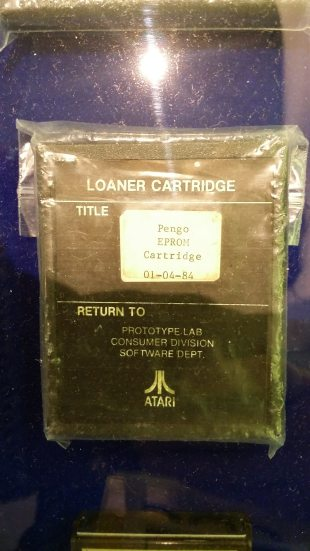 Prototype, loaner, and sample engineering cartridges. CC-BY-SA Ruth Suehle