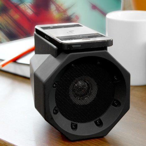 Boom Box Touch Speaker  Image: ThumbsUpUK