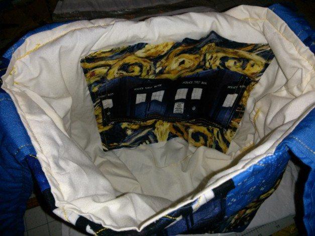 Doctor Who, Vincent Van Gogh exploding TARDIS