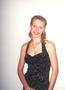 My homecoming picture from 2002.  Image: Dakster Sullivan