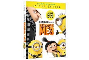 Despicable Me 3 Promo  Image: Illumination Media