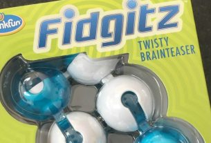 'Fidgitz' is the Perfect Brainteaser for Wiggly Kids Caitlin Fitzpatrick Curley, GeekMom
