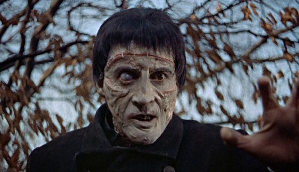 Frankenstein appearance