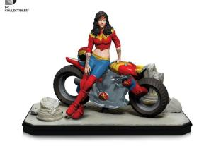 Gotham City Garage Wonder Woman
