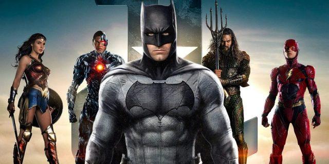 Justice League movie review Batman