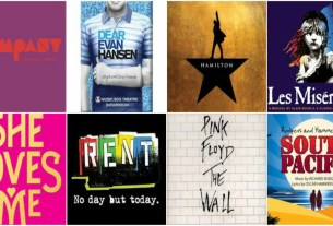 Musical Theater playlist