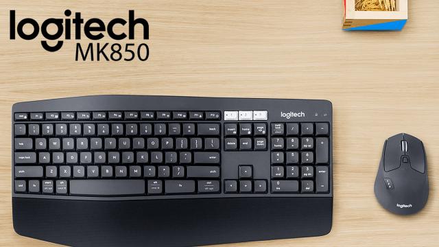 Logitech MK850, Images: Logitech