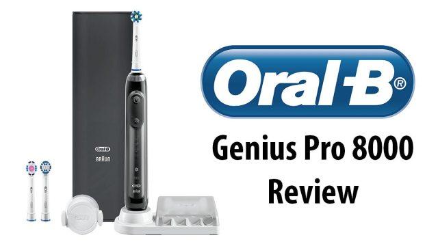 Oral-B Genius Pro 8000 \ Image: Oral-B