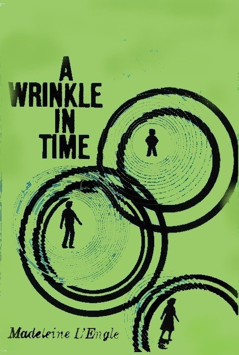 A Wrinkle In Time, original cover uglified