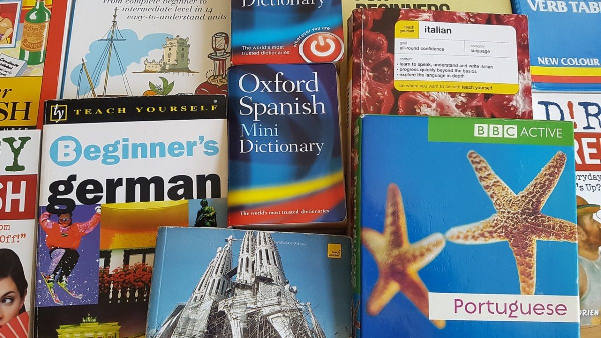 study foreign language
