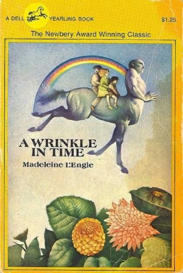 Dell Yearling 1978 edition of A Wrinkle In Time