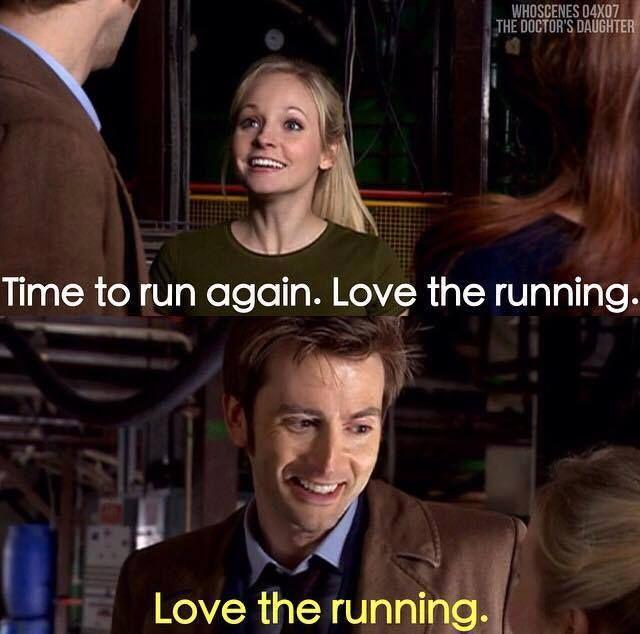 doctor who Genny Jenny