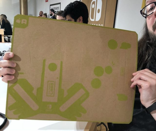 Nintendo Labo RC kit