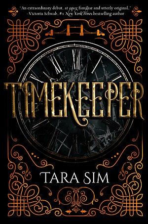 TimeKeeper, Image: Sky Pony Press