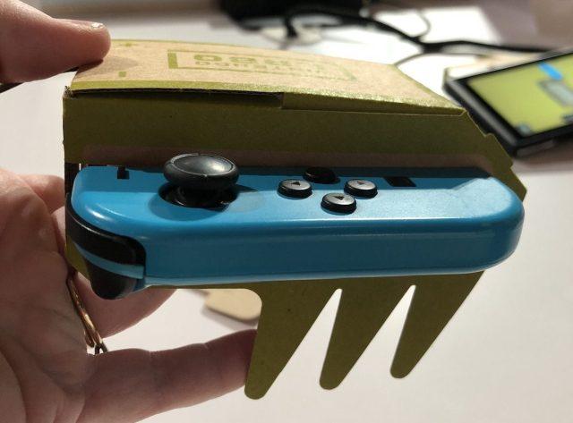 Nintendo Labo RC car