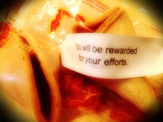 Chinese New Year Fortune Cookie