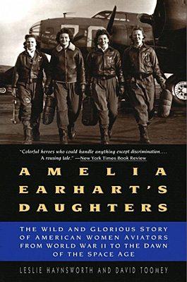 Amelia Earhart's Daughters, Image: William Morrow