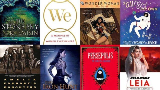 IWD Reading List, Image: Sophie Brown
