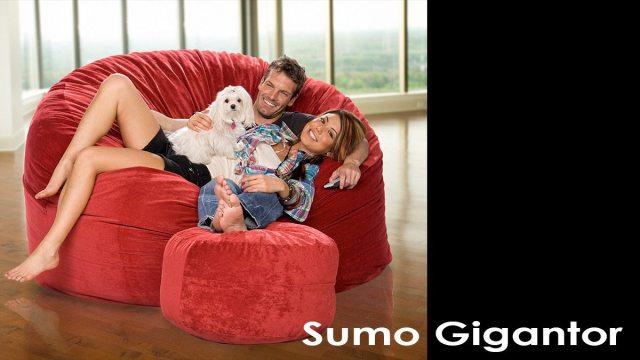 Sumo Lounge Giagantor Bean Bag \ Image: Sumo