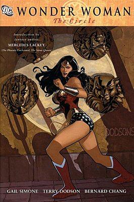 Wonder Woman: The Circle, Image: DC Comics