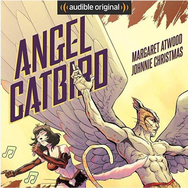 angel catbird audiobook