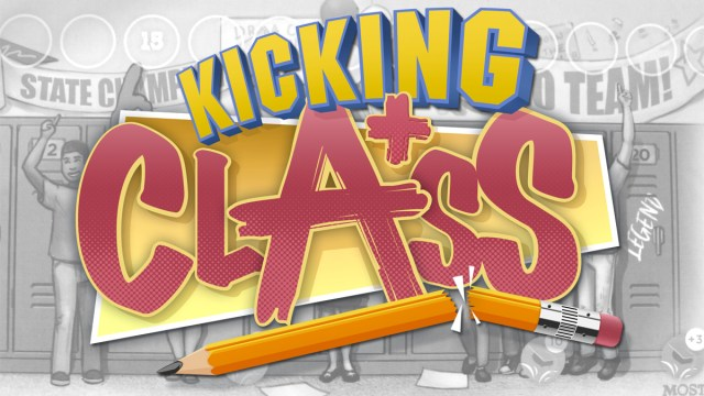 Kicking Class, Image: Sophie Brown/RAAM Games