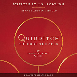 Quidditch Through The Ages, Image: Pottermore from JK Rowling